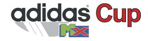 adidas Mx cup